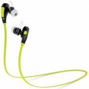 JOGGER QY7 Black Sport Headphone V4.1 Bluetooth Wireless In-Ear Stereo Headset Earphone