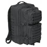 Brandit US Cooper Lasercut L Backpack Black One Size