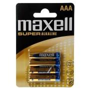 MAXELL BATERIJA LR03 BLISTER SUPER ALKALINE