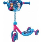 Trotineta copii AS Toys 3 roti placa antiderapanta Frozen