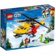 Lego City: Helicóptero-ambulancia (60179)