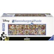Ravensburger puzzle aniversar Mickey 40320 piese