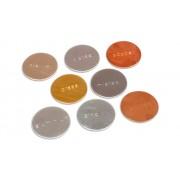Shaw Magnets Metallplättchen für magnetische Versuche