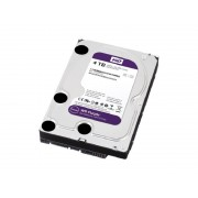"WESTERN DIGITAL WD 4TB SATA III, 64MB, 3.5"", 5400RPM, PURPLE - WD40PURZ INTERNI, 3.5"", SATA III, 4TB HDD"