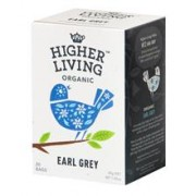 Ceai Earl Grey Bio 20plicuri Higher Living