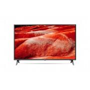 Televizor LED LG 43UM7500PLA, 108 cm, 4K UHD, Smart TV, Wi-Fi, Bluetooth, CI+, AI Smart, Procesor Quad Core, Clasa energetica, A, Negru