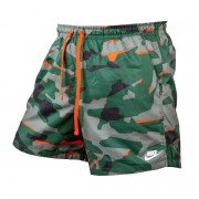 NIKE NSW CLUB CAMO SHORTS - AR2922-323 / Мъжки шорти