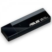 Адаптер Wireless USB адаптер ASUS USB-N13 B1 - ASUS USB-N13 / WL N300 USB