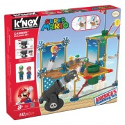 KNEX Nintendo Super Mario 3D Land Cannon Building Set
