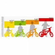 Bicicleta Hello Kitty 12 - Dino Bikes