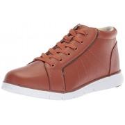 Propét Propt TravelFit Zapatillas para Mujer, Bronceado Cuero, 11 2E 2E US
