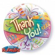 Geen Folie ballon thank you