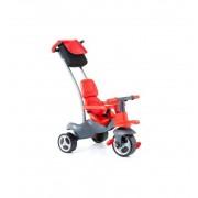 Triciclo Urban Trike Confort Soft Control Rojo - Molto
