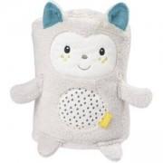 Бебешки комплект одеяло и възглавница babyFehn, котка, 263874