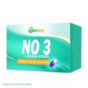 NO3 L Arginina Nitrato 1200mg 30 Cápsulas