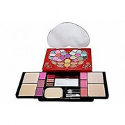 Eye Shadow Blusher Compact 4 Lip Professional Makeup Kit 24H gm