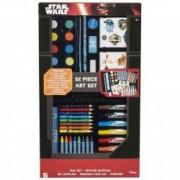 Set de desen Sambro Star Wars cu 52 piese
