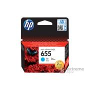 Cartuş cerneală HP 655 Ink Advantage (CZ110AE), cyan
