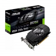 Tarjeta De Video Nvidia Asus Phoenix GTX 1050 2GB GDDR5 GeForce PH-GTX1050-2G