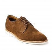 Croft Radford Shoes Tobacco Suede FLP710