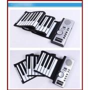 Orga flexibila cu claviatura Roll-Up 61 clape