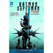 DC Comics Batman Superman Vol 01 Cross World (N52) (Graphic Novel)