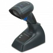 Cititor coduri de bare Datalogic QuickScan QM2430, 2D, serial, cradle, negru