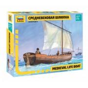 Life Boat hajó makett Zvezda 9033