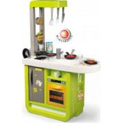 Bucatarie electronica Smoby Cherry cu sunete Verde