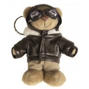 Plyšový medvídek Pilot na klíče
