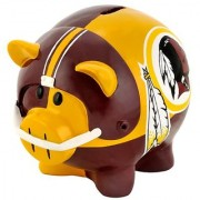 NFL Washington Redskins Resin Large Thematic Piggy Bank
