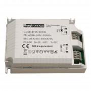 LED DRIVER 40W 900mA IP20 TRIAC DIMABIL BRAYTRON P