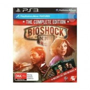 Bioshock Infinite: The Complete Edition- Ps3 - Unissex
