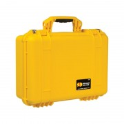 Pelican 1500 Medium Case - Yellow
