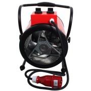Incalzitor industrial electric ZOBO ZB-EY5, 5000W (Negru/Rosu)