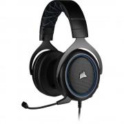 HEADPHONES, Corsair HS50 PRO STEREO, Gaming, Microphone, Blue (CA-9011217-EU)