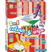 Ekta Colour Wipe Vegetables And Fruits