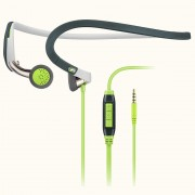 HEADPHONES, Sennheiser PMX 686i Sports - iPhone, microphone, Green (506192)