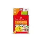 Lápis de Cor 12 cores Jumbo triangular 12.3012AP Faber Castell