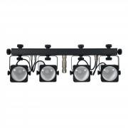 EuroLite LED KLS-50 Set de luces compacto 4x 15W COB-LEDs