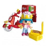 Famosa Pinypon - Moto de Pizzería
