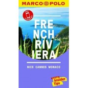Reisgids Marco Polo French Riviera - Franse Riviera (Engels) | Marco Polo