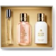 Molton Brown Jasmine & Sun Rose travel collection - Limited Edition verzorgingsset