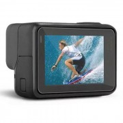 9H ultra delgado protector de pantalla de vidrio templado para GoPro Hero 5
