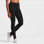 IdealFit Core Full Length Mesh Leggings - L - Black