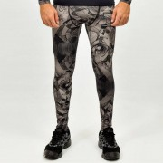GraffitiBeasts Mr. Wany - Heren sportlegging met graffiti design - Multicolor - Size: Extra Large