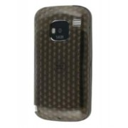 Diamond TPU Gel Case for Nokia E5 - Nokia Soft Cover (Dark Grey)