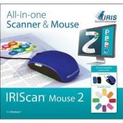 IRISCan Mouse 2 - myš s funkciou skenovania pre PC