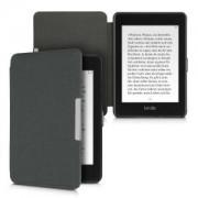 kwmobile Flipové pouzdro pro Amazon Kindle Paperwhite 4 (2018) - antracitová