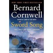 Sword Song: The Battle for London, Paperback/Bernard Cornwell